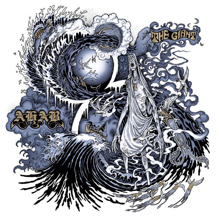 'The Giant' von der Kapelle 'Ahab' (2012)