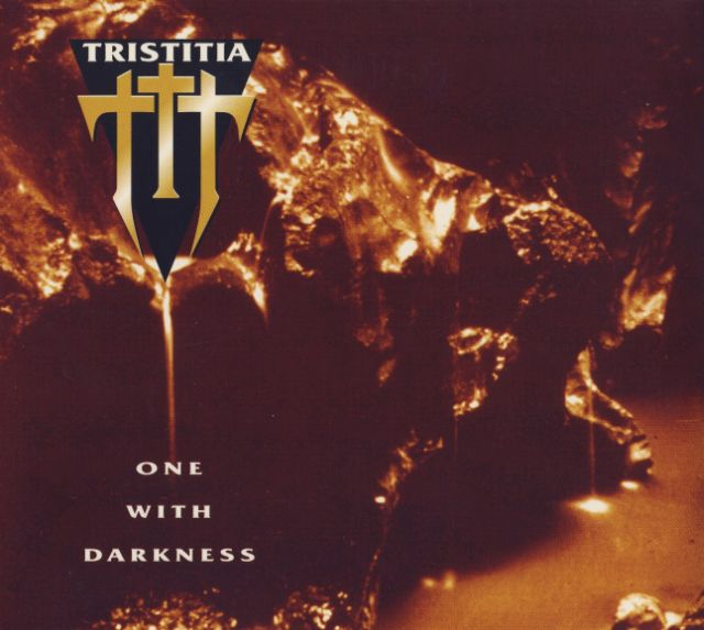 'One with Darkness' von der Kapelle 'Tristitia' (1995)